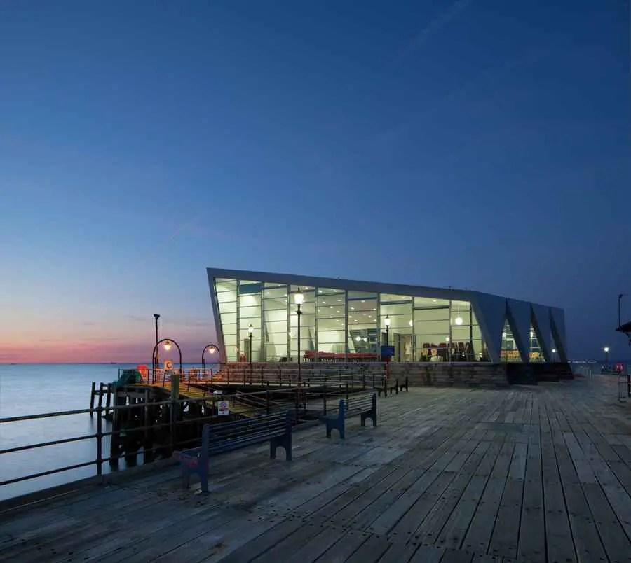 Southend Pier Cultural Centre Essex Southend Pier