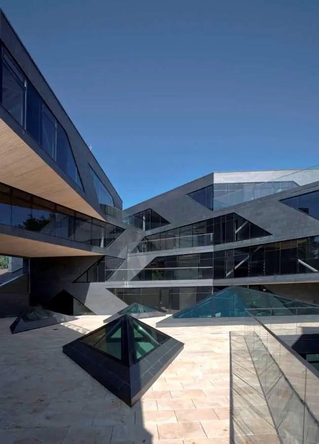 Estonian Architecture  Tallinn Buildings  earchitect