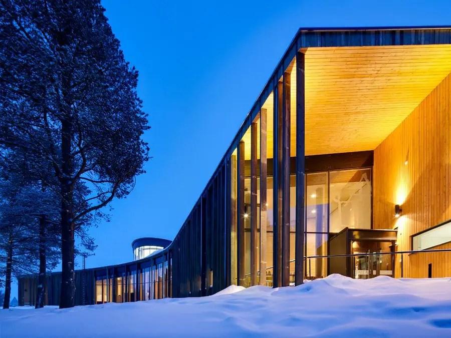 Finnish Architecture Buildings Finland E Architect