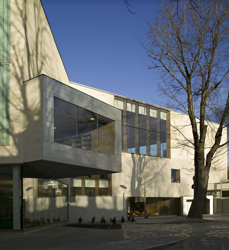 Turku City Library Finland  Finnish Building  earchitect