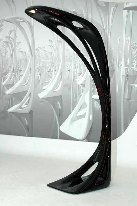 Genesy Lamp For Artemide Light Design By Zaha Hadid E