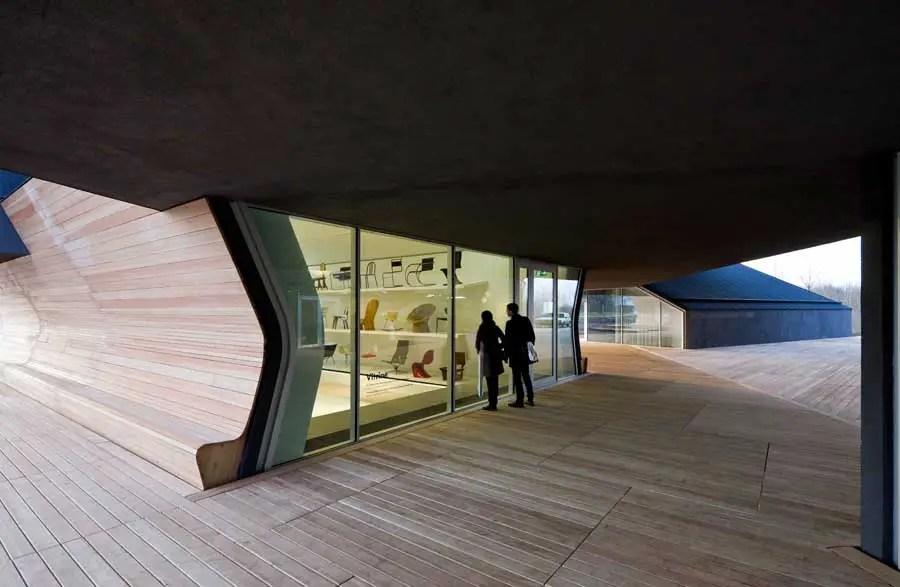Vitra Haus Showrooms Herzog  de Meuron Weil am Rhein  e