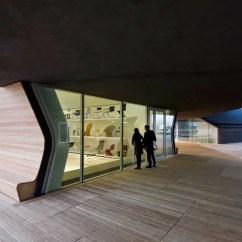 Frank Gehry Chair Party Covers For Cheap Vitra Haus Showrooms: Herzog & De Meuron Weil Am Rhein - E ...