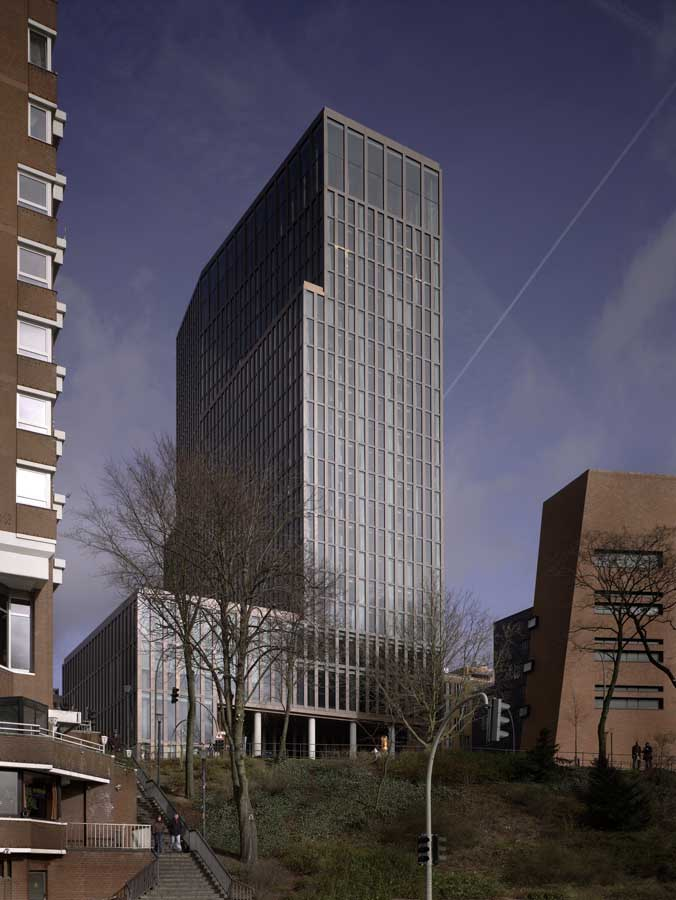 Empire Riverside Hotel Hamburg Building by David Chipperfield  earchitect