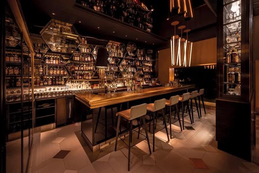 Il Milione Hong Kong Restaurant  earchitect