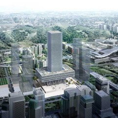 Shenzhen Stock Exchange Diagram Pollak Rv Plug Wiring Oma Building In China E Architect