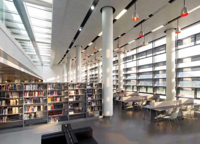 Shenzhen University Building Town Library Photo
