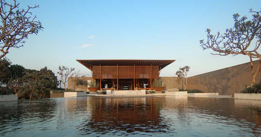 Marine Research Center Bali Indonesia Building  earchitect