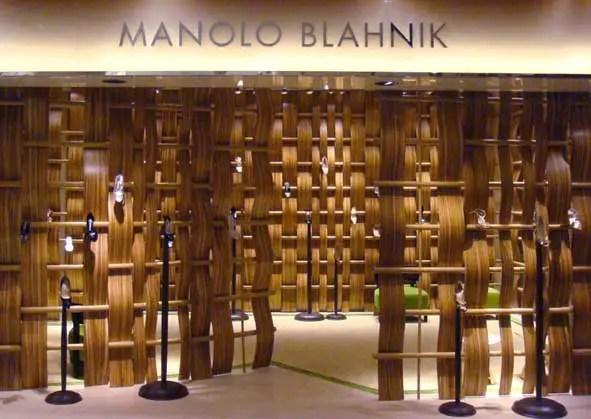 Manolo Blahnik Store Jakarta  Harvey Nichols Indonesia
