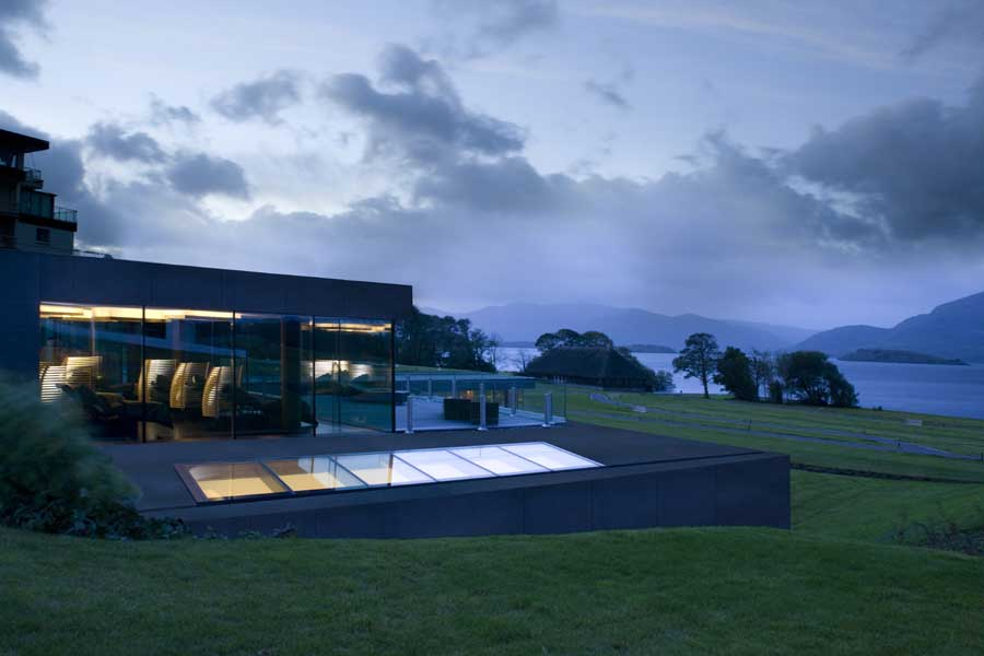 Hotel Europa Spa Irish Building County Kerry Spa  earchitect