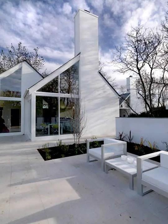Origami House  Irish Rural Property  earchitect
