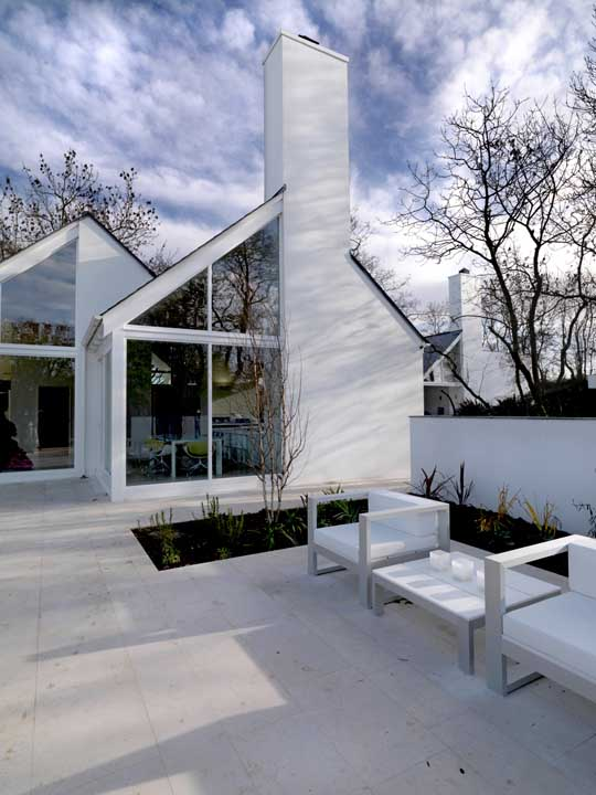 Origami House Irish Rural Property E Architect