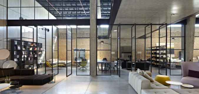 Bb Italia Showroom Tel Aviv Furniture Shop Interio
