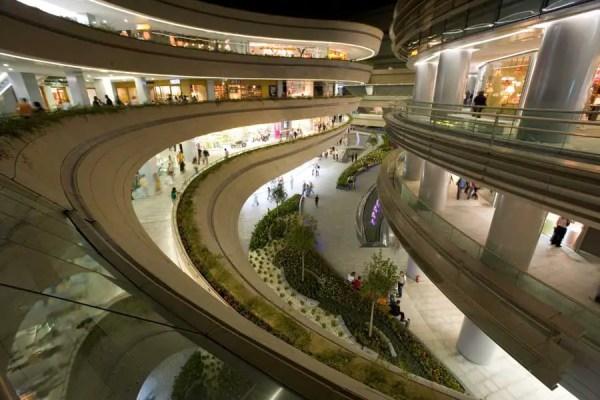 Kanyon Levent Istanbul Shopping earchitect