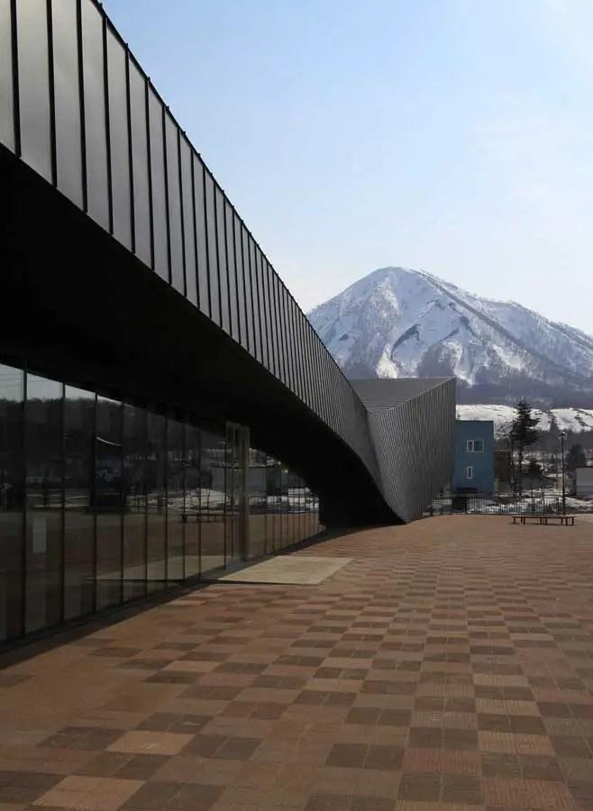 Fragile Shelter Sapporo Hokkaido Building  earchitect