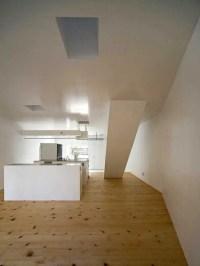 Light well House, Kyoto Home, Japan, Keiichi Hayashi ...