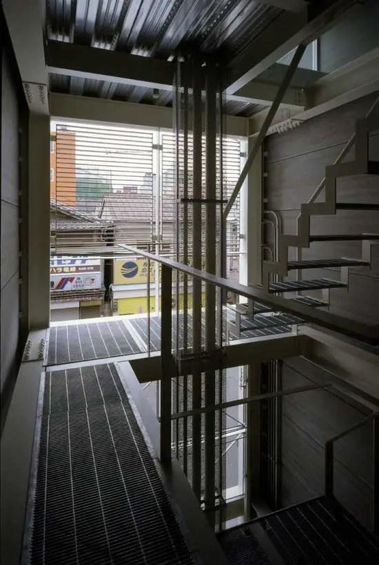 Nipponbashi House Japan Waro Kishi  KASSOCIATES  e