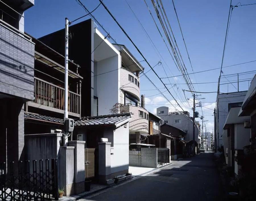 House in Showacho Osaka Property Japan  earchitect