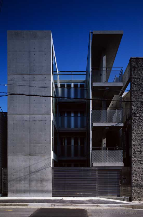 A House Awaiting Death Japan Images E Architect