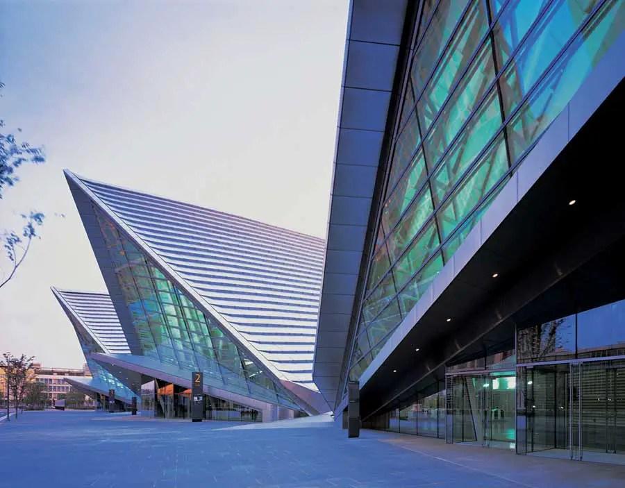 Songdo Convention Center Korea Songdo Convensia Building