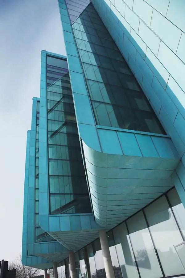 Sheffield University Building Sheffield University E Architect