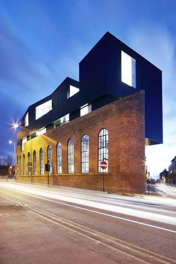 Sheffield Architecture Yorkshire Buildings E Architect