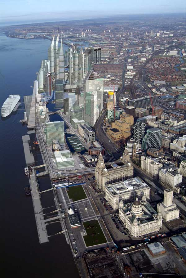 West Tower Liverpool  Beetham Organization  earchitect
