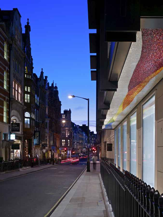 14 St George Street  50 New Bond Street Mayfair Office