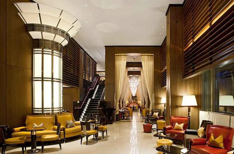 45 Park Lane Hotel The Dorchester Collection London E