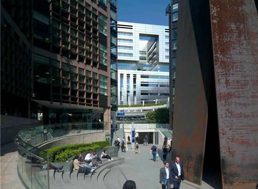 5 Broadgate Development  UBS London Office Headquarters