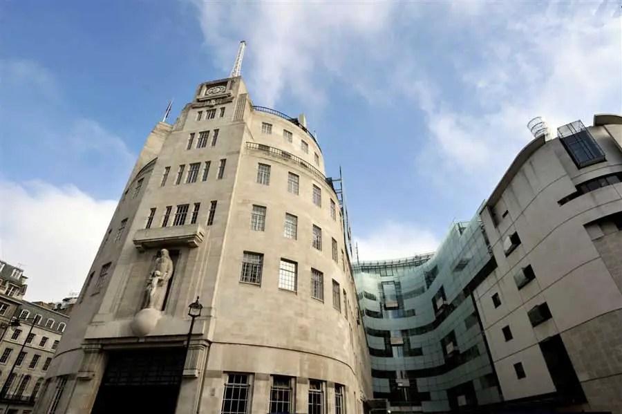 BBC Building London  Broadcasting House London  earchitect