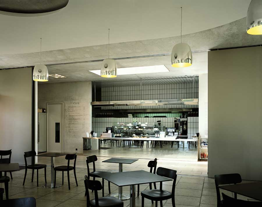 Caruso St John Architects London  earchitect