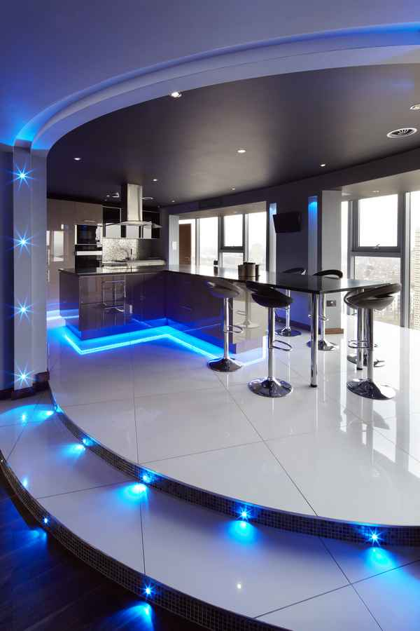 Kitchen Island Led Lighting