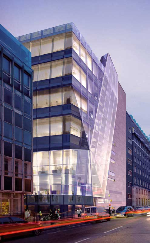 Great Ormond Street Hospital Building London  earchitect