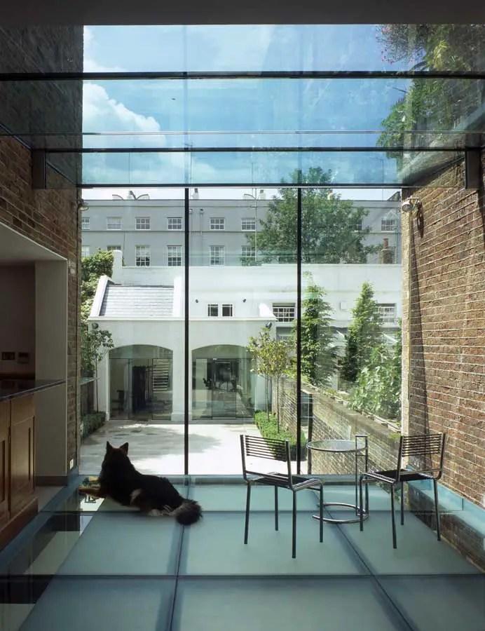 Hanover Terrace House Regents Park Residence  earchitect