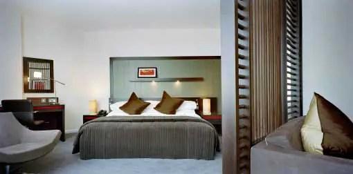 Hilton Hotel London  Canary Wharf Isle of Dogs  earchitect