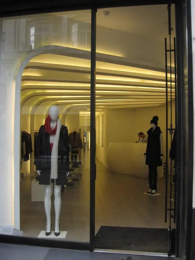 Bond Street Shops Mayfair Stores London Shopping  e
