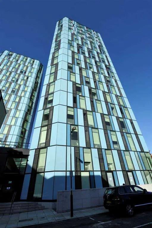 KX200 Nido Student Living London Kings Cross E Architect