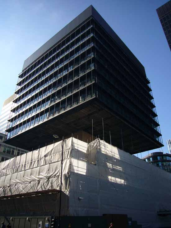 The Cheesegrater London Leadenhall Building E Architect