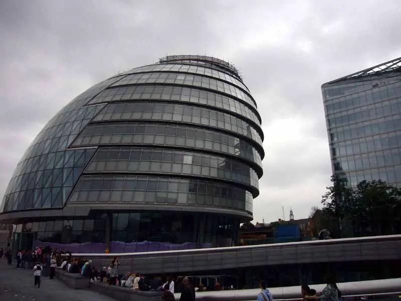 GLA Building London  City Hall Architect  earchitect