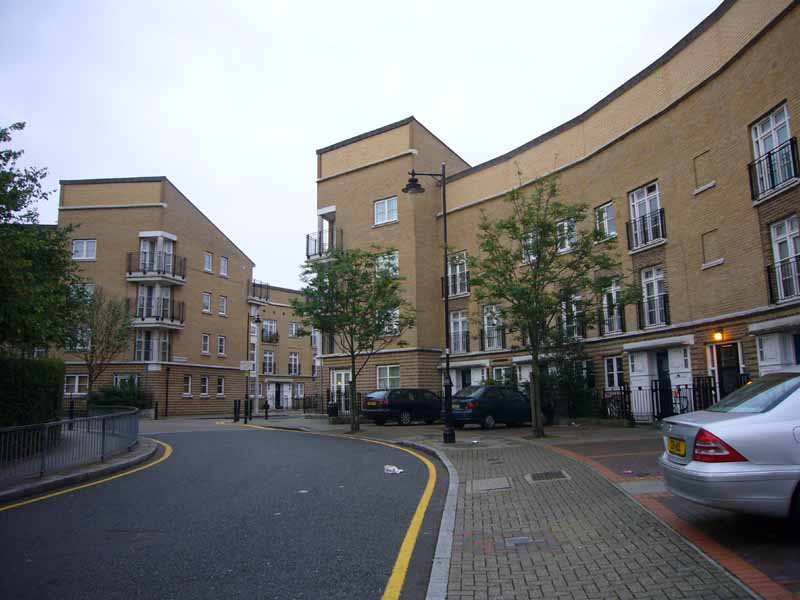 Ashburton Triangle London Holloway Housing  Flats  e