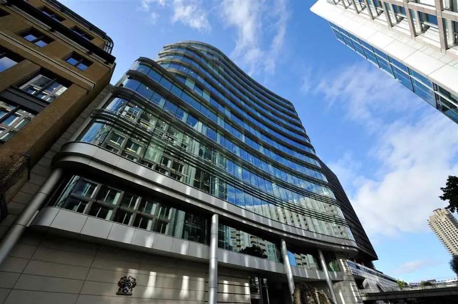 One London Wall Aldersgate Street Office  earchitect