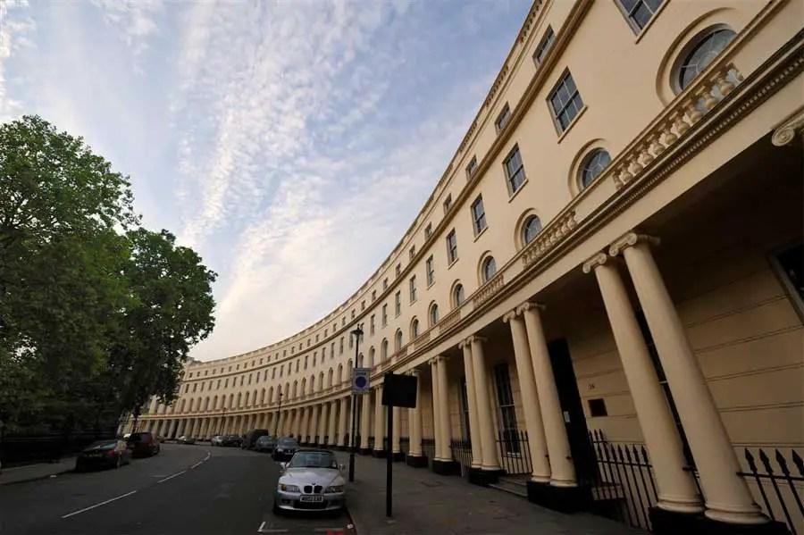 Park Crescent London Regents Park Property  earchitect