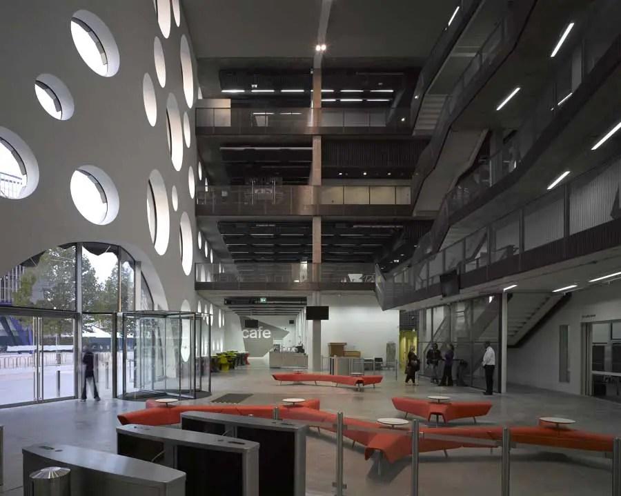 Ravensbourne College London Building Foreign Office