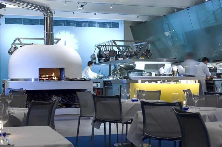 River Caf London Thames Wharf Restaurant E Architect