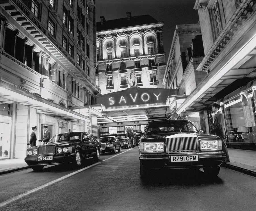 hotel rooms with kitchens kitchen space savers the savoy suites, london, renovation - e-architect