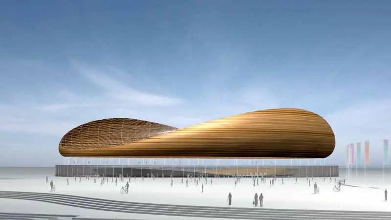 Stadium Building Designs Arena E Architect