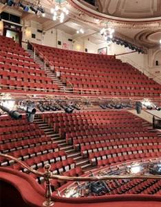 Victoria palace theatre also london building  architect rh