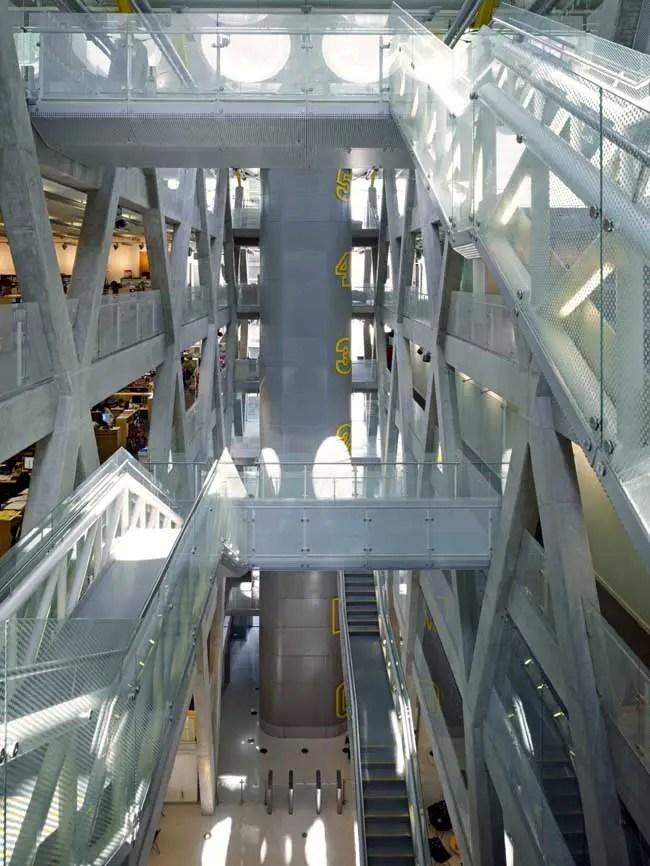 Yellow Building Monsoon Accessorize London  earchitect