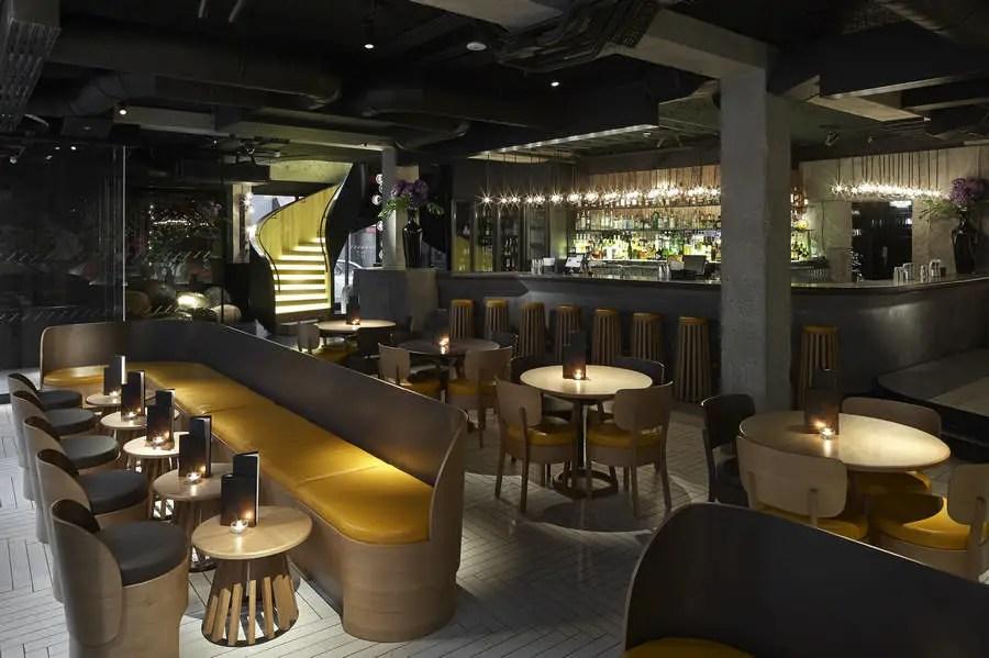 Chotto Matte Restaurant Soho  London  earchitect